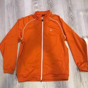 Jordan zip up jacket